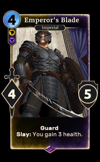 September 2017 Monthly Reward Emperor S Blade Tes Legends Pro